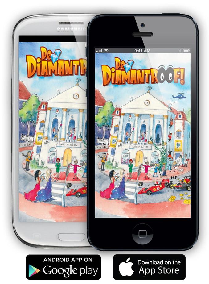 gratis app eindmusical de diamantroof