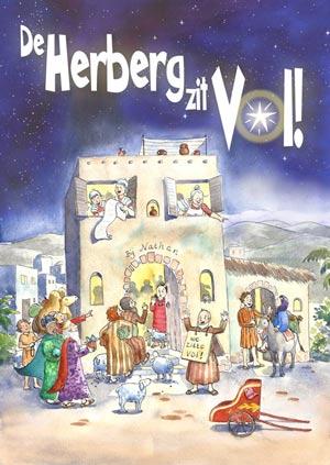 kerstmusical de herberg zit vol